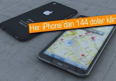 İPHONE 5, 250 MİLYON TANE SATABİLİR
