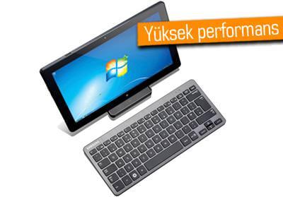 SAMSUNG 7 SERİSİ SLATE PC TABLET BİLGİSAYARLAR İLE SINIRSIZ VERİMLİLİK