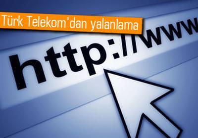 TÜRK TELEKOM, SURİYE'DEKİ İNTERNET KESİNTİSİ HABERLERİNİ YALANLADI