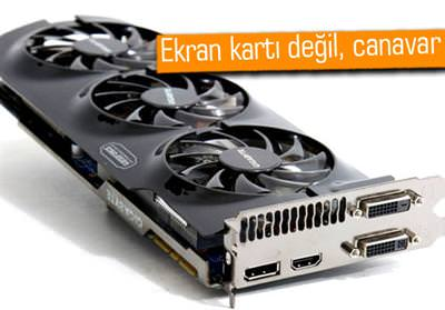 GİGABYTE GEFORCE GTX 680 OC EDİTİON