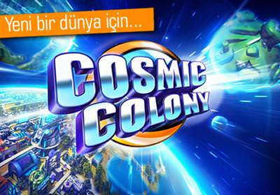 COSMİC COLONY