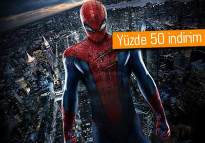 GAMELOFT'DAN THE AMAZİNG SPİDERMAN İNDİRİM FIRSATI