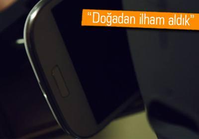 SAMSUNG GALAXY S III'ÜN TASARIM HİKAYESİ YAYINLANDI