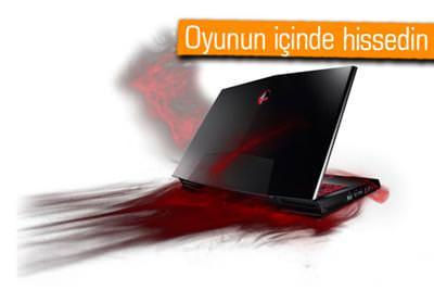 OYUN CANAVARI ALİENWARE M17X TÜRKİYE'DE
