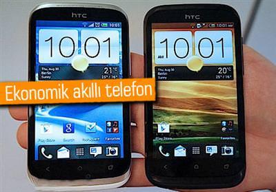 HTC DESİRE X RESMEN DUYURULDU