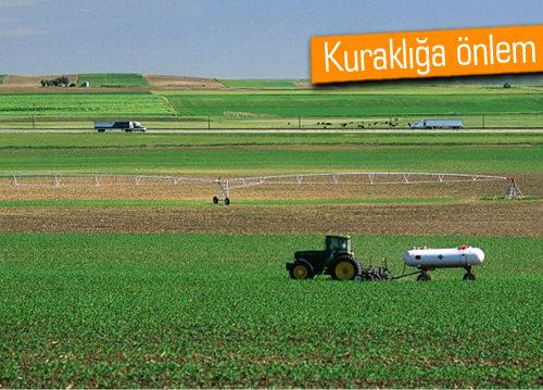 GDO'lu susuz tarım dönemi başlıyor