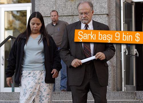 Korsan şarkıya 220 bin dolarlık para cezası