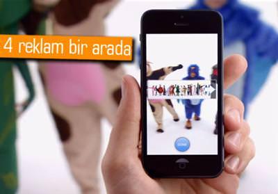 APPLE, İPHONE 5 İÇİN TV REKLAMLARI DÖNDÜRMEYE BAŞLADI