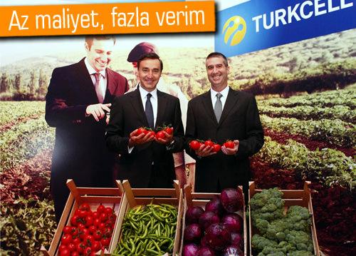 Turkcell, Tarım Doktoru ile çiftçinin yanında