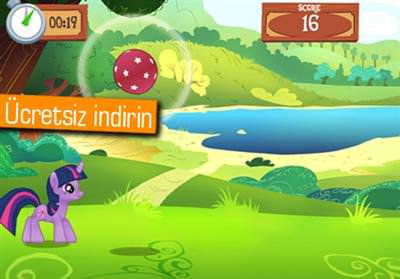 GAMELOFT MY LİTTLE PONY'İ ANDROİD VE İOS'TA YAYINLADI