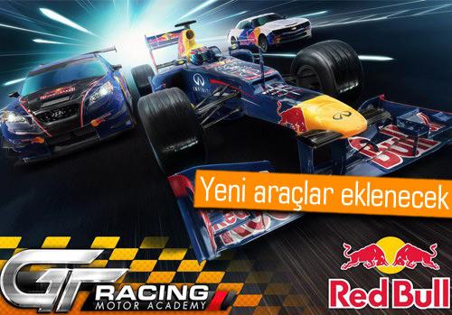 Red Bull Media ve Gameloft'tan işbirliği