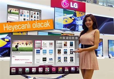 LG, SONY VE ZTE'NİN CES 2013'TE TANITACAĞI CİHAZLAR