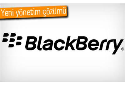 BLACKBERRY, KURUMSAL MÜŞTERİLER İÇİN BES 10'U DUYURDU