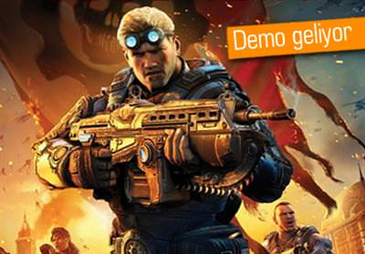 GEARS OF WAR JUDGMENT'İN DEMOSU DUYURULDU