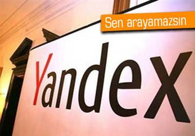 FACEBOOK YANDEX'İN SERVİSİNİ ENGELLEDİ