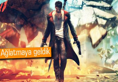 DMC: DEVİL MAY CRY (PS3) - İNCELEME