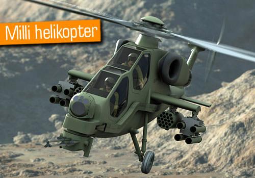 Milli helikopterimiz ATAK, Azeri ordusunda