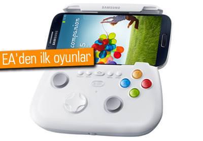 EA GAMES, SAMSUNG GALAXY S4 İÇİN 16 OYUN HAZIRLIYOR