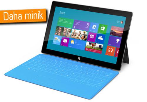 Microsoft'tan 7 inçlik Surface tablet ve bir telefon geliyor