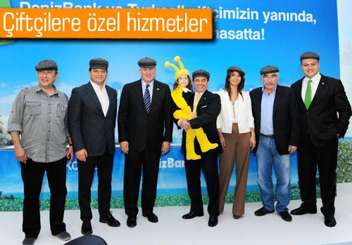 Turkcell ve DenizBank'tan çiftçilere fatura desteği