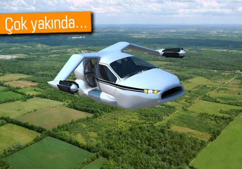 Uçan araba hayali gerçekleşebilir mi?
