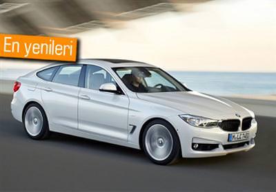 BMW'NİN YENİ MODELLERİ GÖRÜCÜYE ÇIKTI