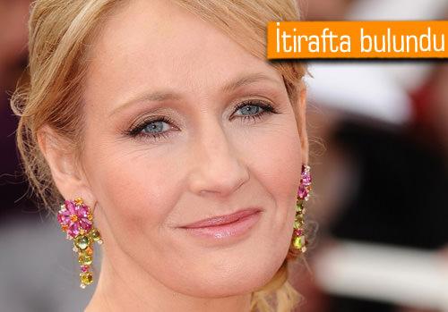 Harry Potter'ın yazarı J.K. Rowling, takma isimle bir kitap yazmış