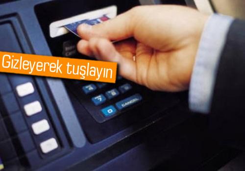 ATM'lerdeki 'papağan' tuzağına dikkat!