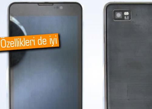 Çinli şirket, ince bir telefona 5000mAh batarya yerleştirdi