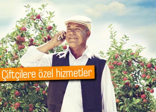Turkcell'den tarımsal üreticilere özel Çiftçi Birliği