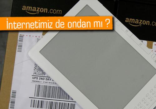 Amazon internet servis sağlayıcısı mı olacak?