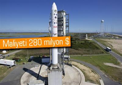 NASA, AY'A İNSANSIZ UZAY ARACI GÖNDERİYOR