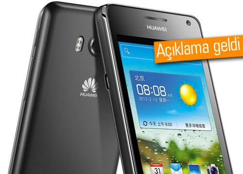 Huawei, BlackBerry'yi almayı düşünmüyor
