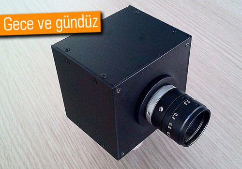 Türk bilim adamlarından ''şahin gözlü'' kamera