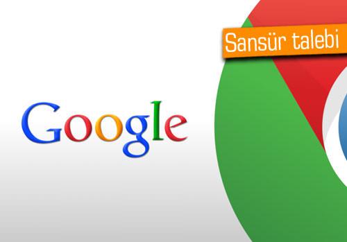 Türkiye, Google'dan en çok sansür talep eden ülke