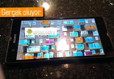 SONY'DEN WİNDOWS PHONE'LU AKILLI TELEFON GELİYOR