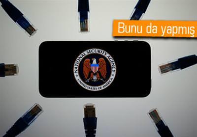 NSA'İN İPHONE'LARI HACKLEDİĞİ ORTAYA ÇIKTI