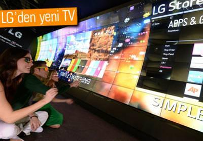 LG'NİN WEBOS TV İÇİN BÜYÜK PLANLARI VAR