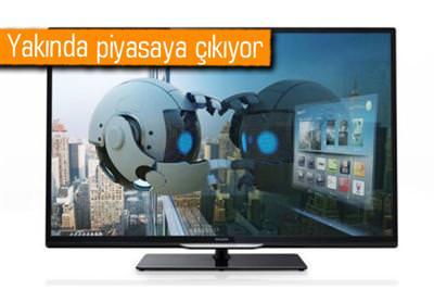 CES 2014: ANDROİD'Lİ PHİLİPS TV'LER GELİYOR