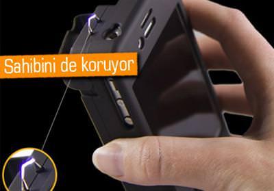 CES 2014: BU KILIF İPHONE'U ŞOK CİHAZINA ÇEVİRİYOR!