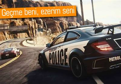 NEED FOR SPEED RİVALS (PS3)