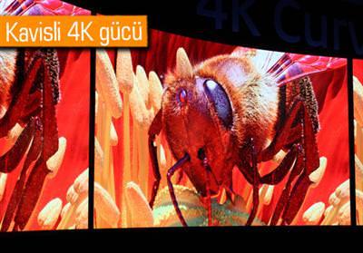 PANASONİC 4K TV'LERİN DANSI!
