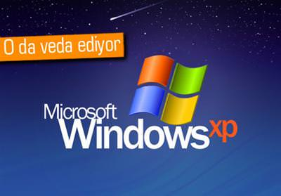 MİCROSOFT, WİNDOWS XP'YE DESTEĞİNİ BİTİRİYOR