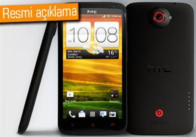 HTC TÜRKİYE DE ONAYLADI