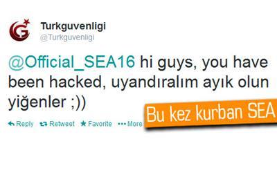 TÜRKLER, SURİYE ELEKTRONİK ORDUSU'NU HACKLEDİ
