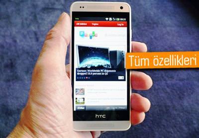 HTC TWO MİNİ DETAYLANDI!