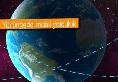 TÜRK ÖĞRENCİDEN 'YÖRÜNGEDE YOLCULUK' UYGULAMASI