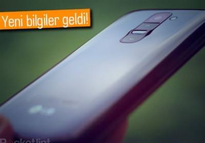 LG G3'E DAİR YENİ SÖYLENTİLER VAR!