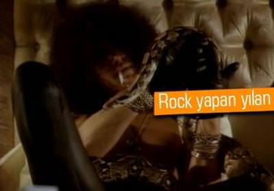 ROCK N' ROLL YILANI ÖLDÜ