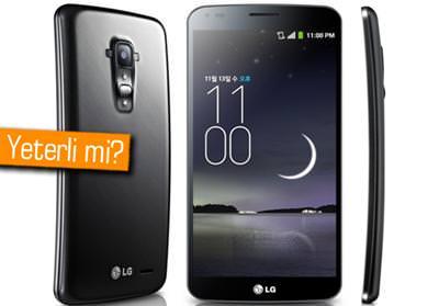 LG G FLEX'İN BATARYA PERFORMANSI NASIL?